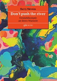 Cover Don't push the river
