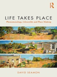 Cover Life Takes Place