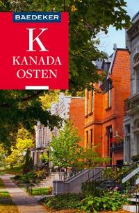 Cover Baedeker Reiseführer Kanada Osten