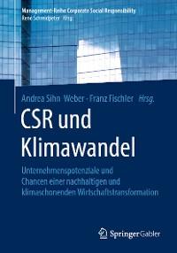 Cover CSR und Klimawandel