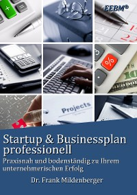 Cover Startup & Businessplan professionell
