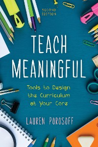 Cover Teach Meaningful