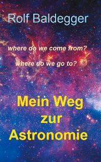 Cover Mein Weg zur Astronomie