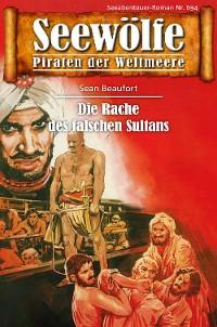 Cover Seewölfe - Piraten der Weltmeere 694