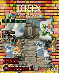 Cover BRIX Cartoons 1