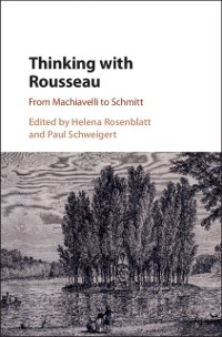 Cover Thinking with Rousseau
