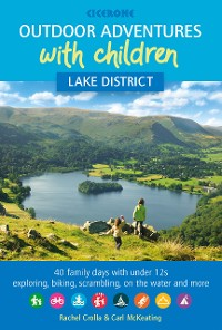 Cover Outdoor Adventures with Children - Lake District