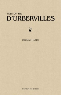 Cover Tess of the D'Urbervilles