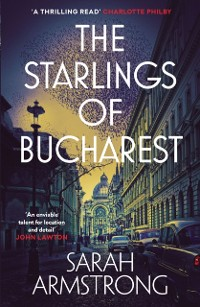 Cover Starlings of Bucharest