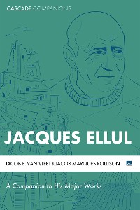 Cover Jacques Ellul