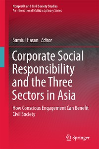Cover Corporate Social Responsibility and the Three Sectors in Asia