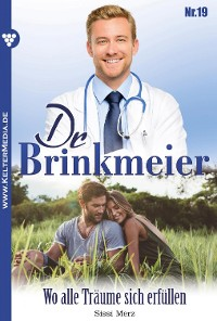 Cover Dr. Brinkmeier 19 – Arztroman