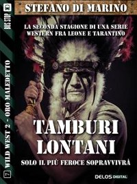 Cover Tamburi lontani