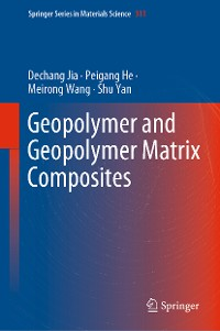 Cover Geopolymer and Geopolymer Matrix Composites