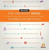 Cover Greatest Music Stories Never Told