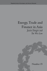 Cover Energy, Trade and Finance in Asia