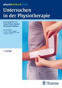 Cover Untersuchen in der Physiotherapie