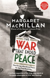 Cover War that Ended Peace