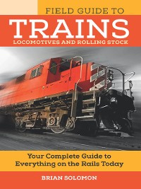Cover Field Guide to Trains