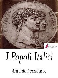 Cover I popoli italici