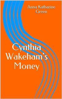 Cover Cynthia Wakeham's Money