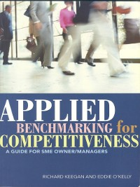 Cover Applied Benchmarking for Competitiveness