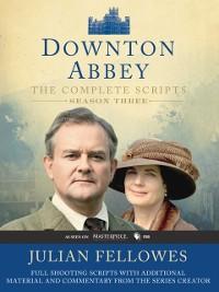 Cover Downton Abbey Script Book Season 3