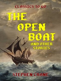 Cover Open Boat and Other Stories