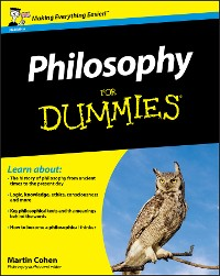 Cover Philosophy For Dummies, UK Edition