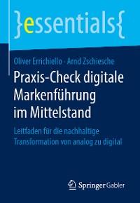 Cover Praxis-Check digitale Markenführung im Mittelstand