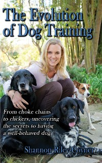 Cover The Evolution of Dog Training