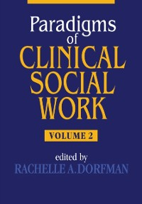 Cover Paradigms of Clinical Social Work