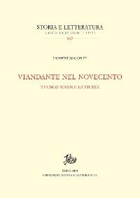 Cover Viandante nel Novecento