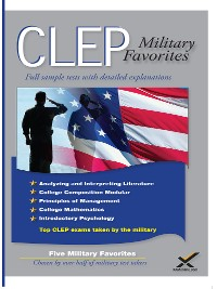 Cover CLEP Military Favorites