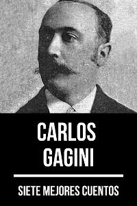 Cover 7 mejores cuentos de Carlos Gagini
