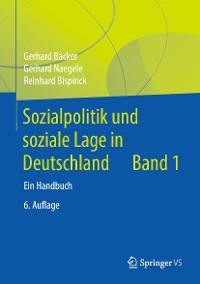 Cover Sozialpolitik und soziale Lage in Deutschland
