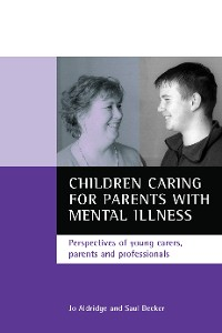 Cover Children caring for parents with mental illness