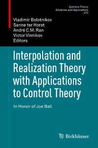 Cover Interpolation and Realization Theory with Applications to Control Theory