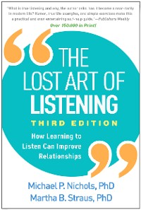 Cover The Lost Art of Listening, Third Edition