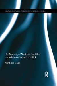Cover EU Security Missions and the Israeli-Palestinian Conflict