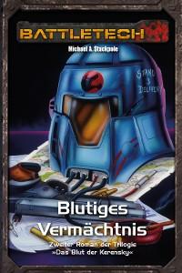 Cover BattleTech Legenden 11 - Das Blut der Kerensky 2