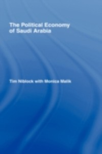 Cover Political Economy of Saudi Arabia