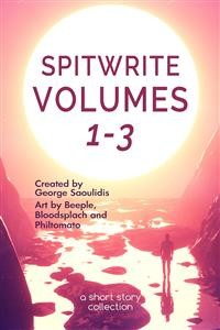 Cover Spitwrite Volumes 1-3