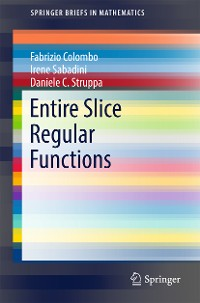 Cover Entire Slice Regular Functions