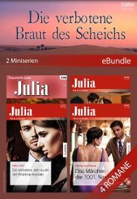 Cover Die verbotene Braut des Scheichs (2 Miniserien)