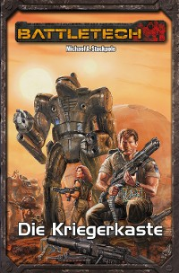 Cover BattleTech Legenden 25