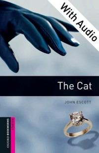 Cover Cat - With Audio Starter Level Oxford Bookworms Library