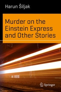 Cover Murder on the Einstein Express and Other Stories