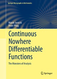 Cover Continuous Nowhere Differentiable Functions