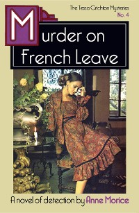 Cover Murder on French Leave